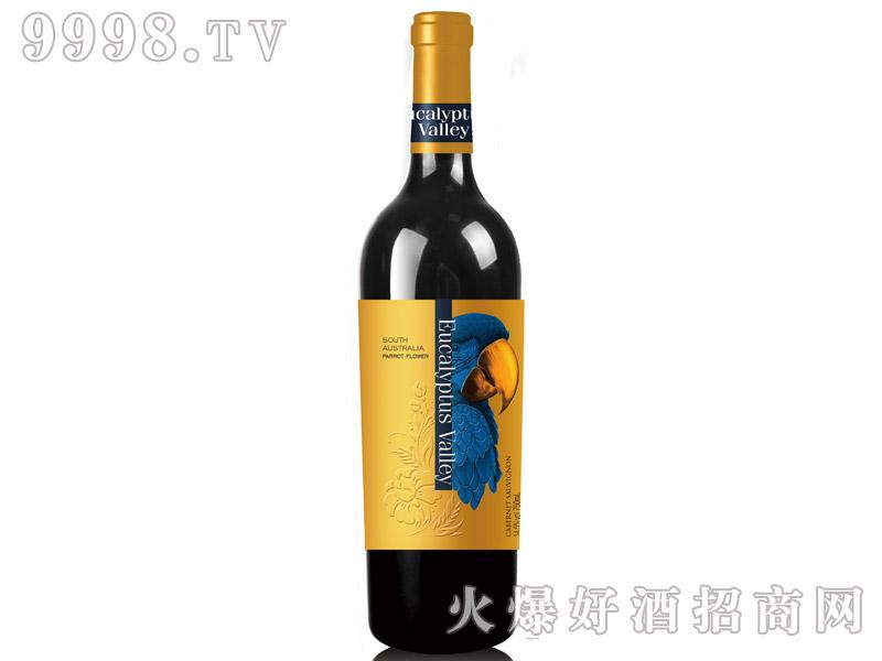 桉拉溪谷・鹦花干红葡萄酒【14.5°750ml】