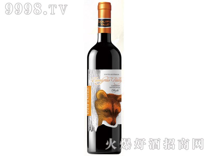 桉拉溪谷・火狐干红葡萄酒【14.5°750ml】