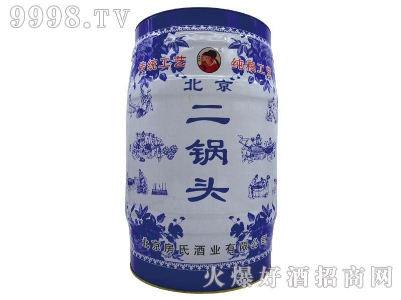 北京二锅头酒浓香型白酒【42°10L】