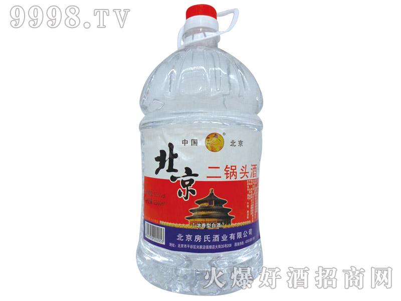 北京二锅头酒浓香型白酒【50°2500ml】