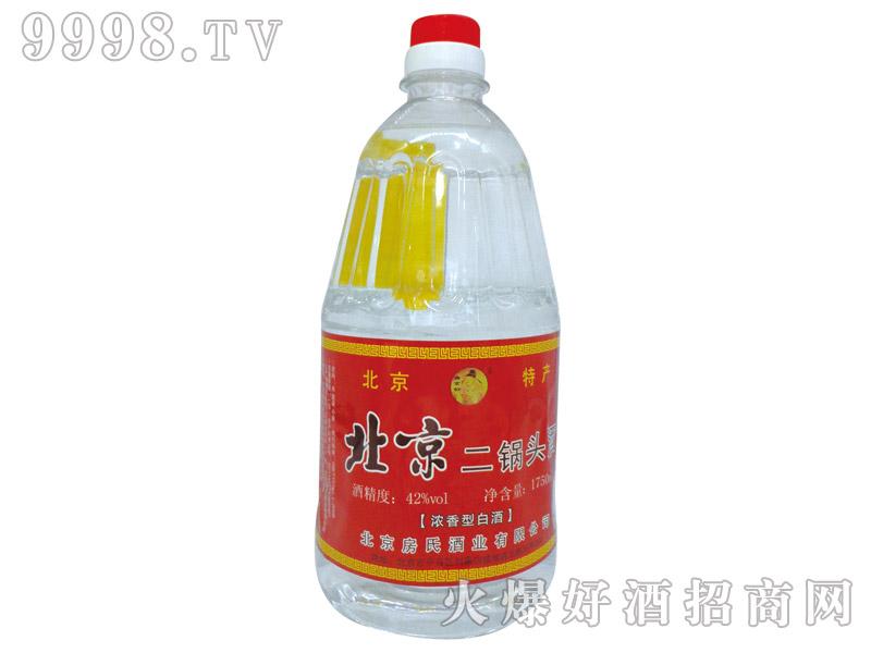 北京二锅头酒浓香型白酒【42°1750ml】