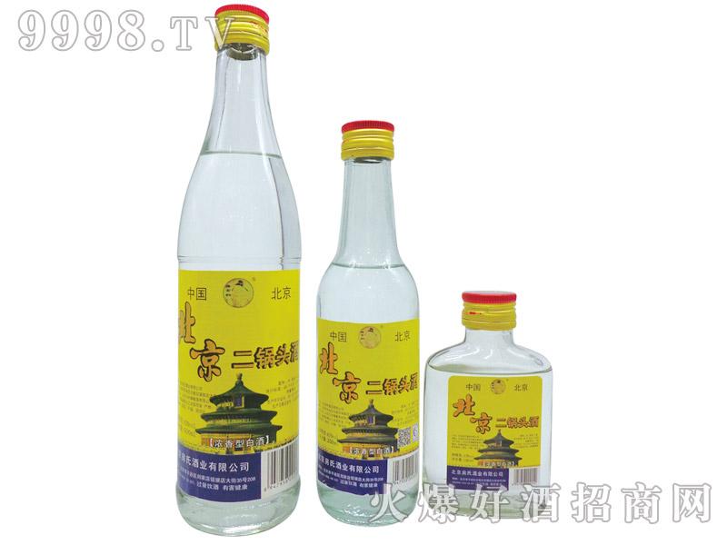 北京二锅头酒浓香型白酒【42°500ml、250ml、100ml】