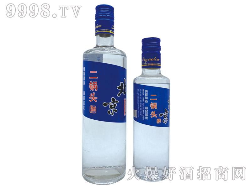 北京二锅头酒蓝优浓香型白酒【42°500ml、248ml】