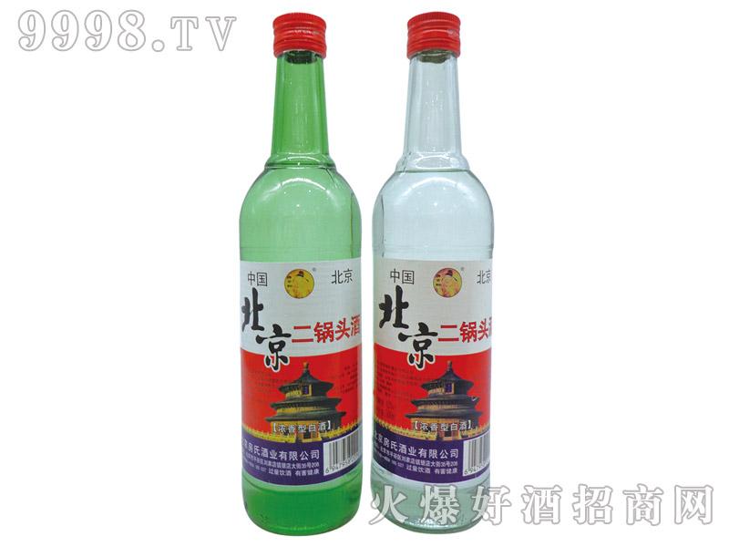 北京二锅头酒瓶装浓香型白酒【42°500ml】