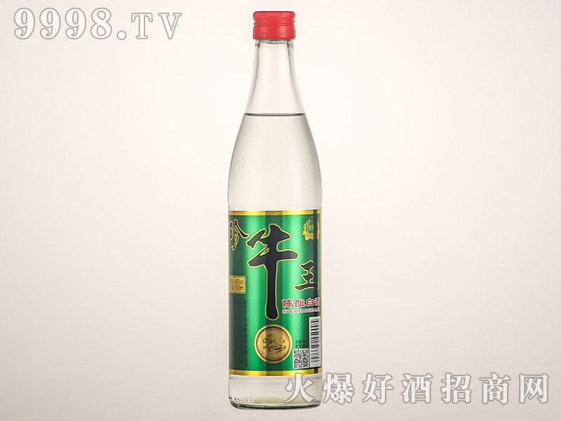 珍牛王陈酿酒浓香型白酒【42°500ml】