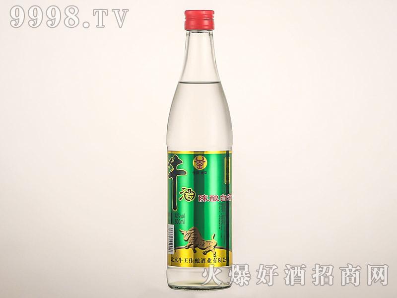 牛酒陈酿白酒浓香型白酒【42°500ml】