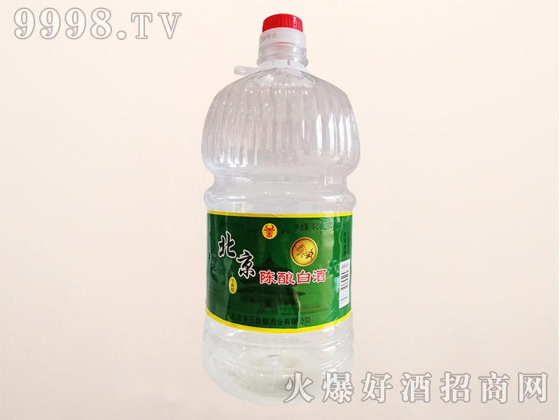 北京陈酿白酒浓香型白酒【42°5L】