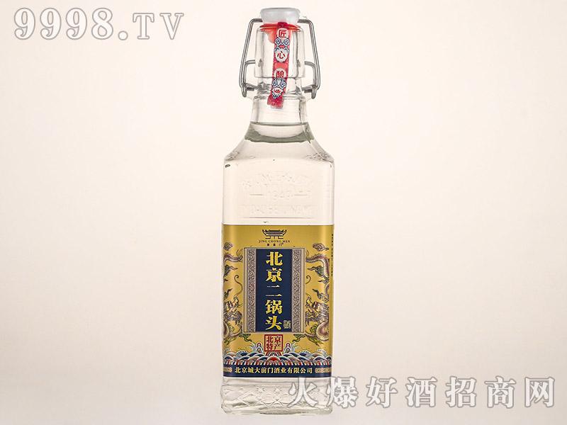 京崇门北京二锅头酒黄龙清香型白酒【42°500ml】
