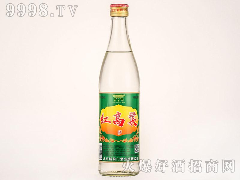 京崇门红高梁酒清香型白酒【42°500ml】