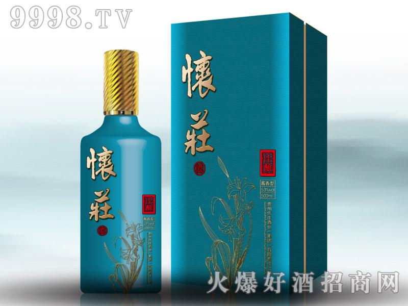 怀庄酒佳酿酱香型白酒【53°500ml】
