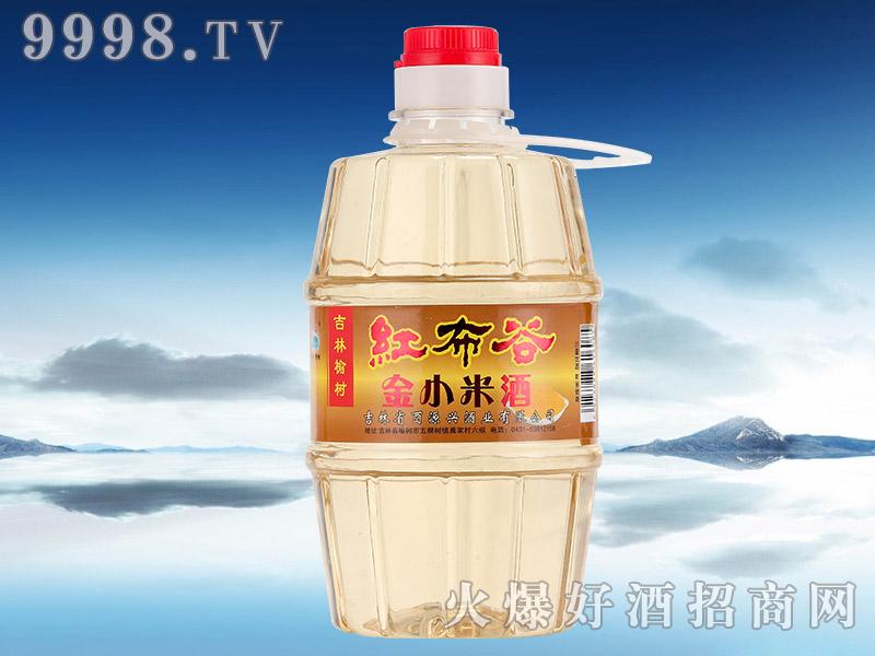 榆树红布谷金小米酒【40°1L】