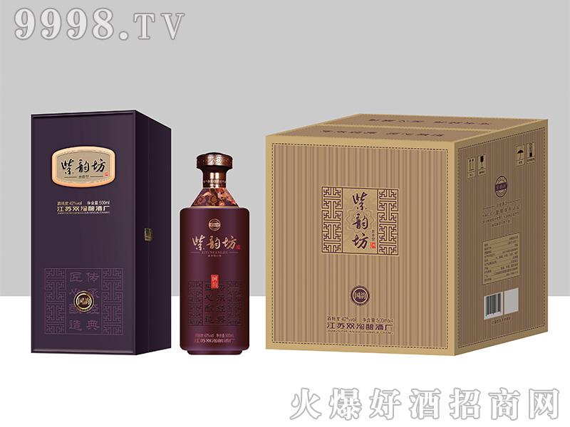 紫韵坊酒国韵兼香型白酒【42°500ml】