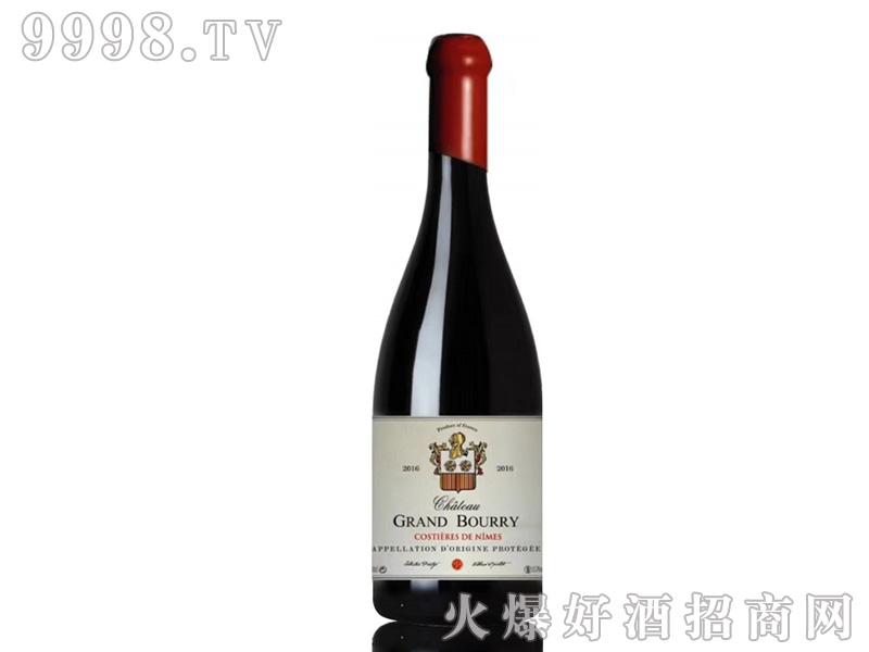 宝丽古堡干红葡萄酒【15.5度750ml】