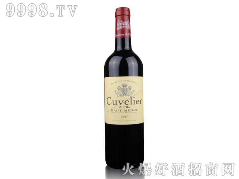 波菲家族上梅多克干红葡萄酒【14度750ml】