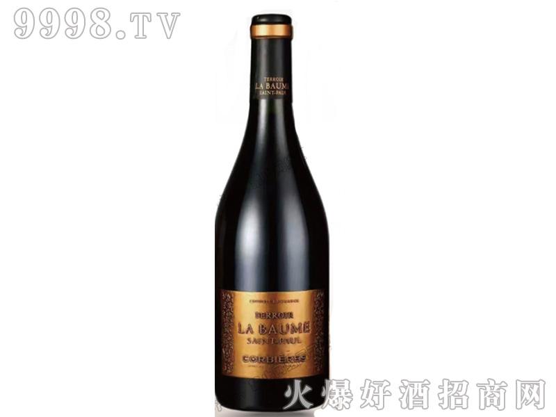 波美度科比艾干红葡萄酒【14度750ml】