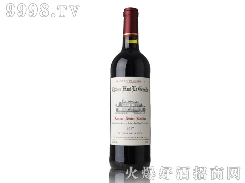 格瑞圣埃美隆城堡干红葡萄酒【13度750ml】