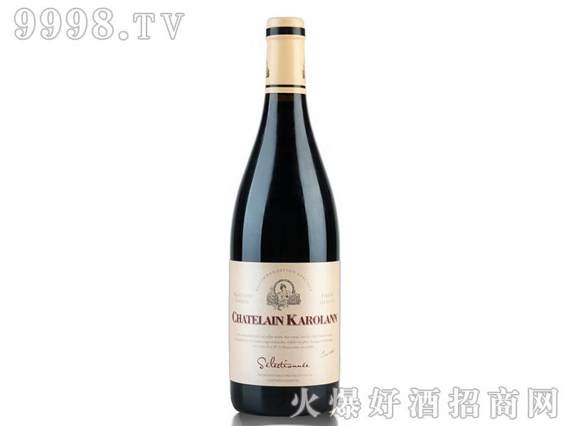 卡罗兰干红葡萄酒【14度750ml】
