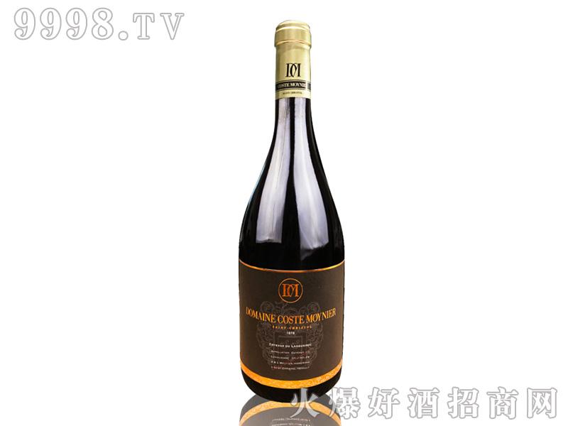 莫奈庄园精选干红葡萄酒【15.5度750ml】