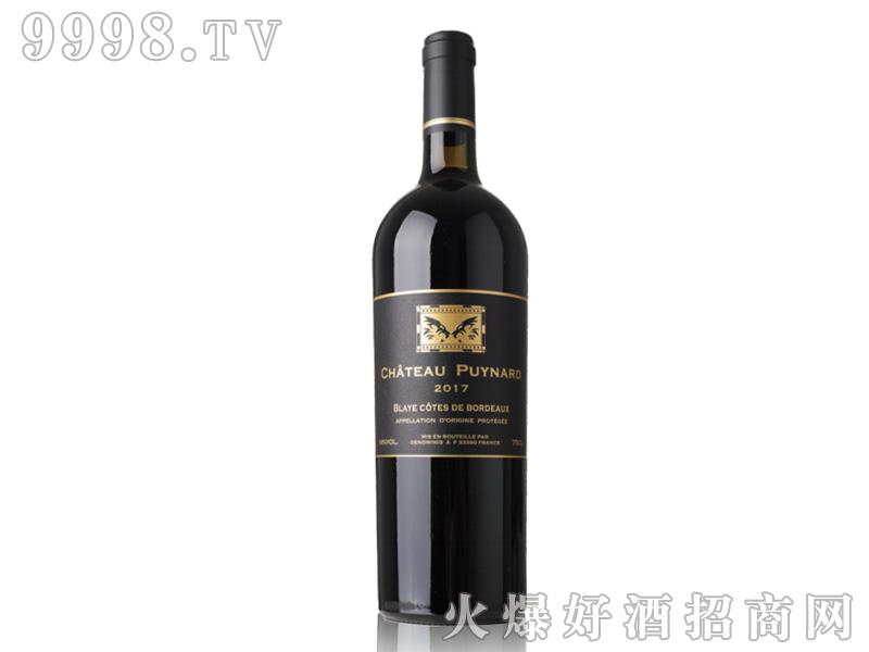 普娜德布莱依城堡干红葡莓酒【14度750ml】