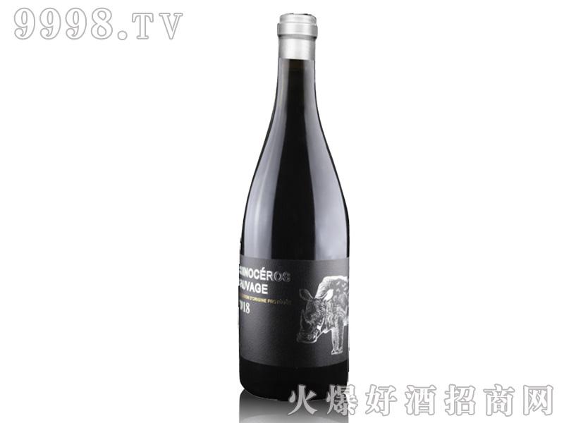银犀牛珍藏干红葡萄酒【14.5度750ml】