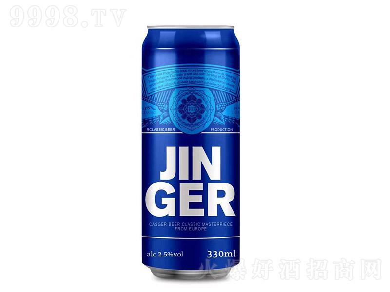 晶格啤酒【8度330ml】