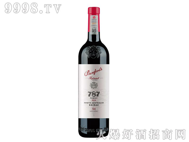 奔富海兰酒庄家族牌787干红葡萄酒【15度750ml】