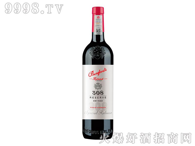 奔富海兰酒庄精选308干红葡萄酒【14.5度750ml】