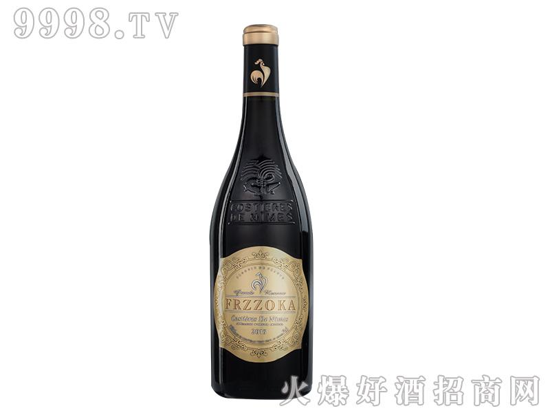 法兰风情.珍藏干红葡萄酒【14.5度750ml】