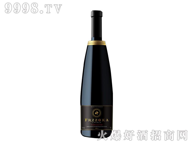 法兰风情.尊享干红葡萄酒【14度750ml】