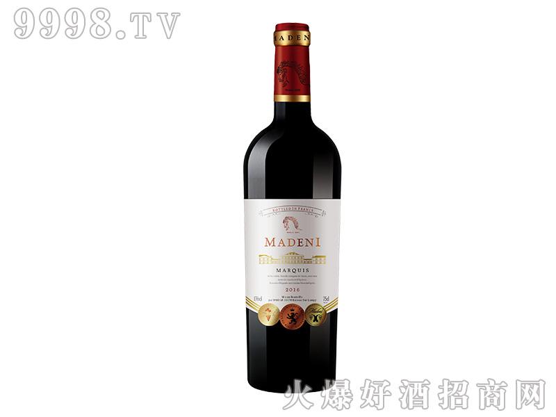 玛德尼伯爵干红葡萄酒【12.5度750ml】