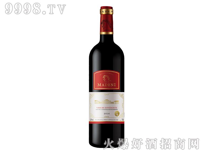 玛德尼干红葡萄酒【12度750ml】