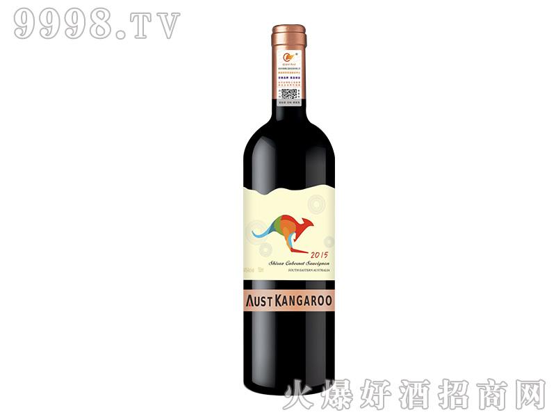 澳洲袋鼠窖藏干红葡萄酒【14度750ml】