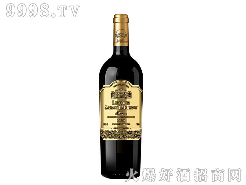 拉图圣奥伦.古堡干红葡萄酒【14度750ml】