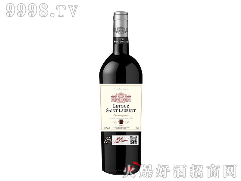 拉图圣奥伦.优选干红葡萄酒【13.5度750ml】