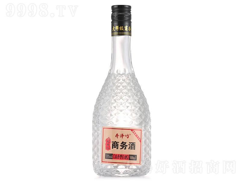 奔泽坊商务酒大师级浓香型白酒【53°500ml】