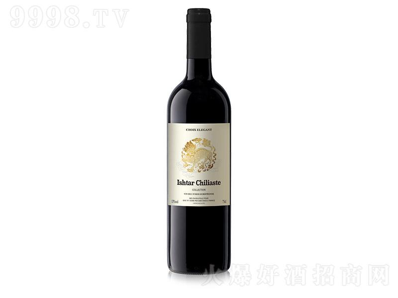 逸骐麟优选干红葡萄酒【13度750ml】