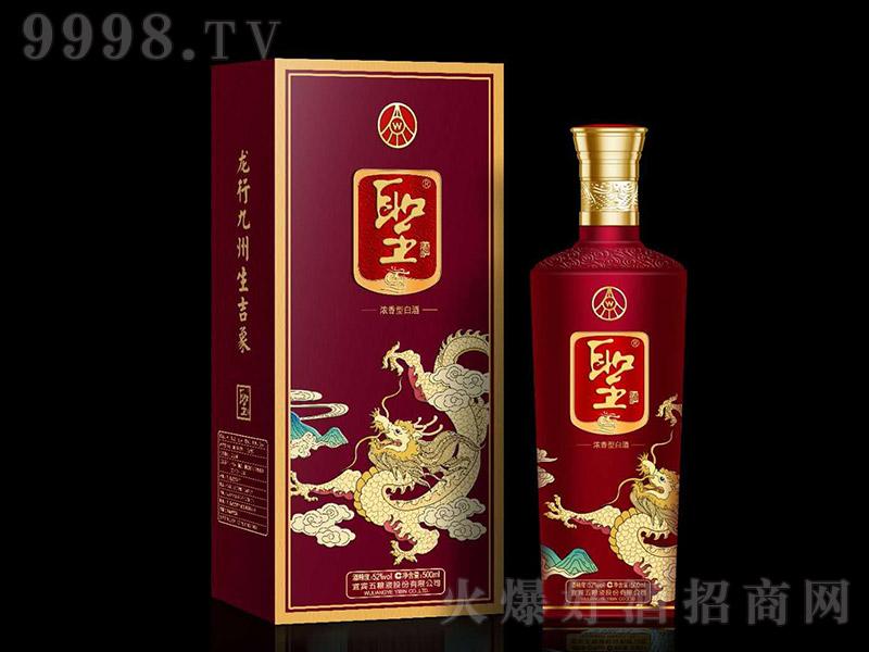 �}酒龙行天下浓香型白酒【52度500ml】