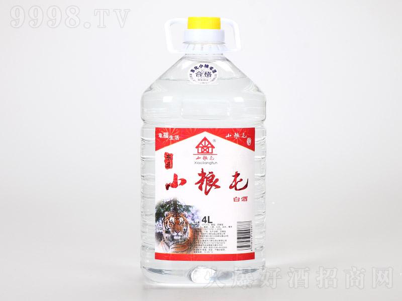 小粮屯酒浓香型白酒【42°4L】