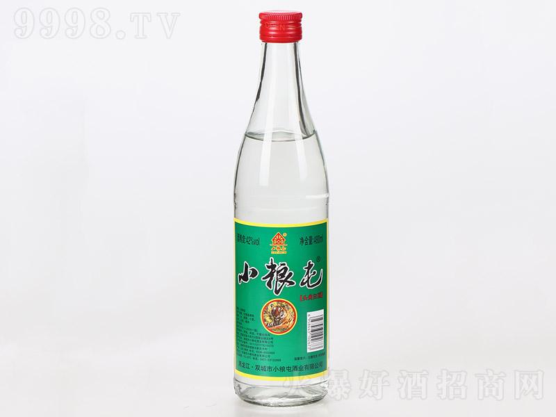 小粮屯头曲白酒浓香型白酒【42度480ml】