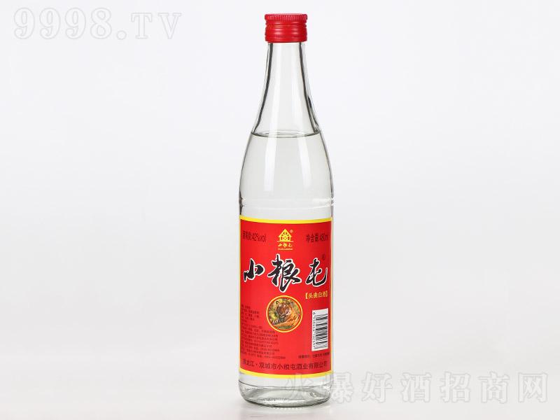 小粮屯头曲白酒浓香型白酒【42°480ml】