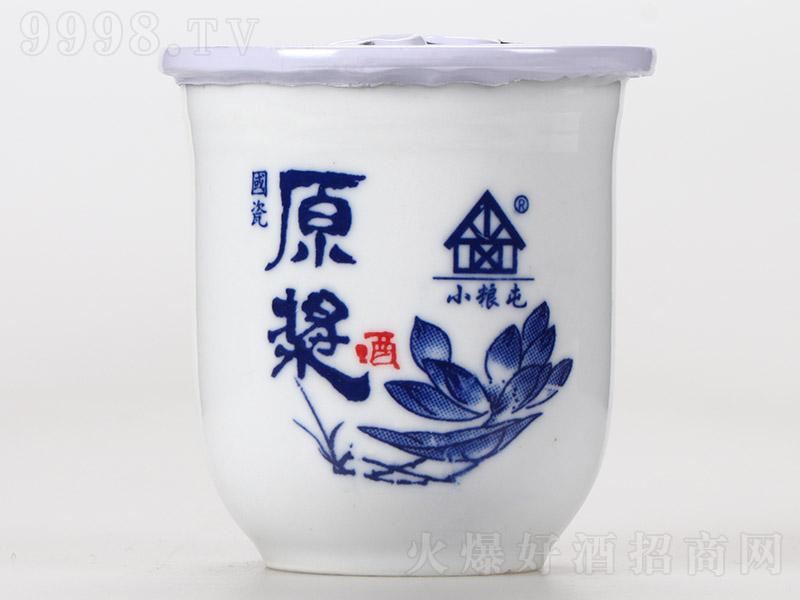 小粮屯国瓷原浆酒浓香型白酒【42°125ml】