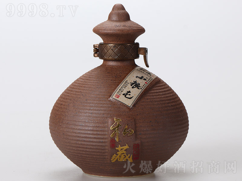 小粮屯酒私藏浓香型白酒【42°500ml】