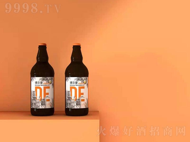德尔堡小麦啤酒【11°】