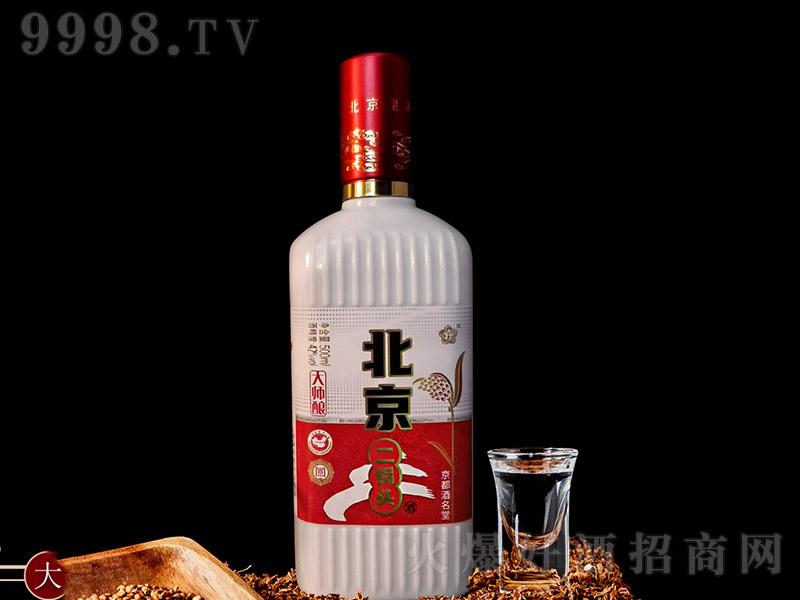 京都北京二锅头大师酿清香型白酒效果图【42度500ml】