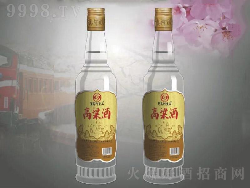 宝岛阿里山厦门高粱酒清香型白酒【53度465ml】