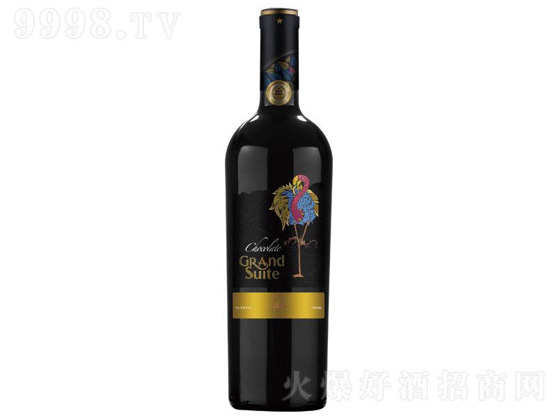 富雀・开运鸟珍藏级2018干红葡萄酒【13.5°750ml】