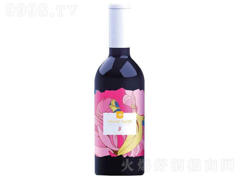 富雀・追梦鸟珍藏级2018干红葡萄酒【13.5°187ml】