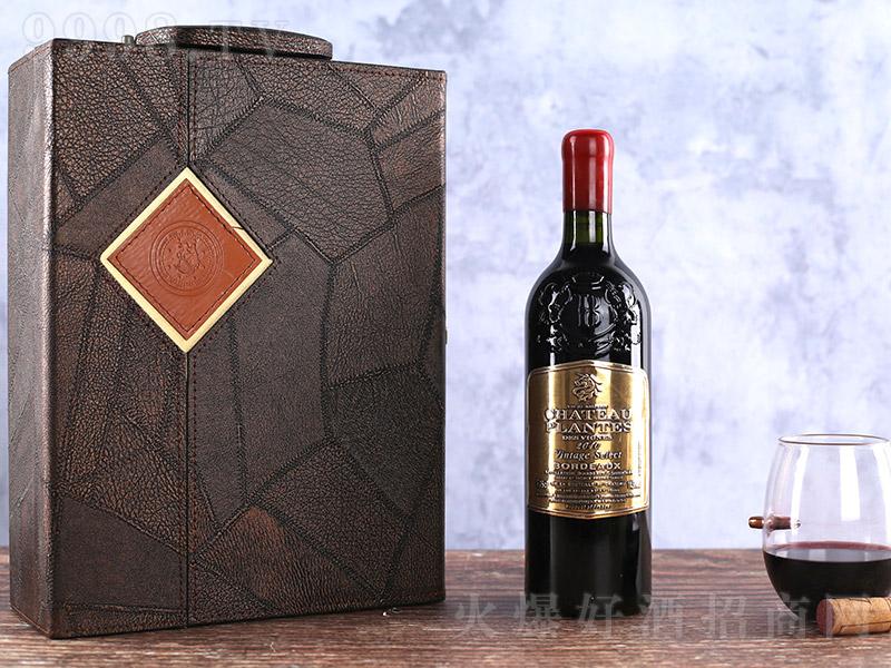 波连特古堡干红葡萄酒【14.5°750ml】