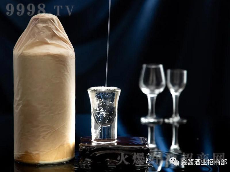 金酱品鉴酒酱香型白酒白皮纸【53度500ml】