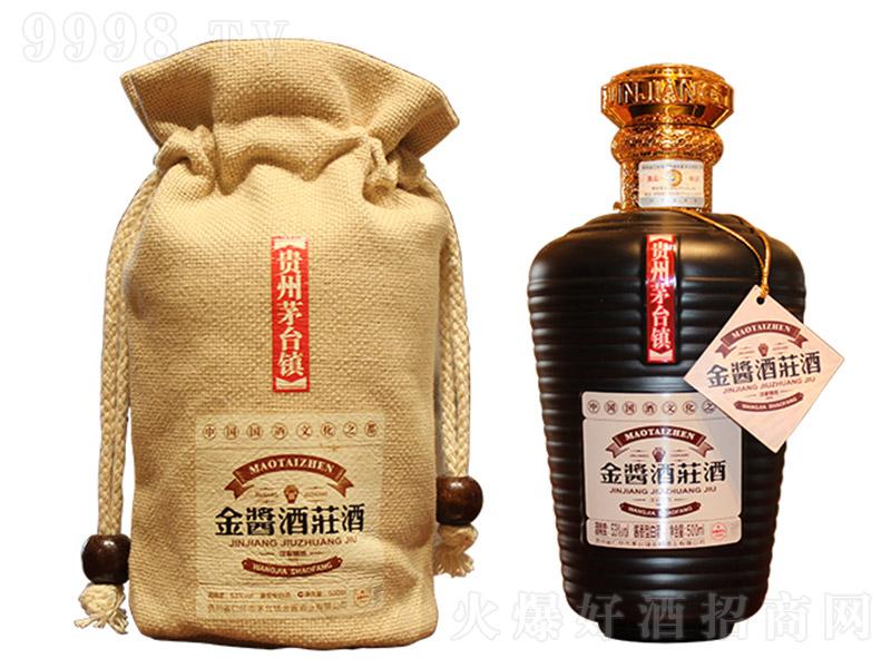 金酱酒庄酒酱香型白酒【53度500ml】